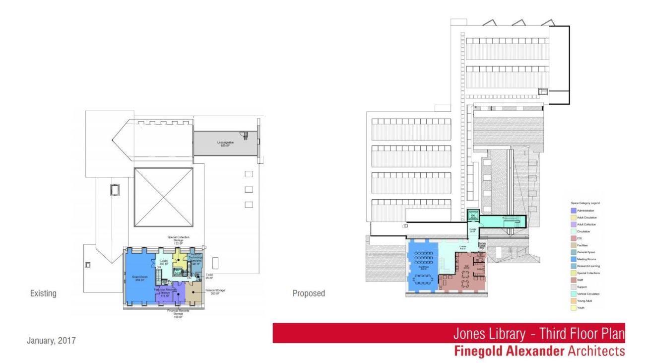 Jones Library Building Project Jones Branches Public Libraries