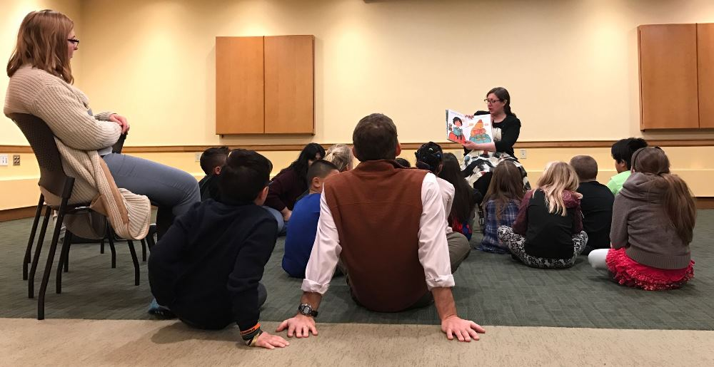 2nd Grade Storytime