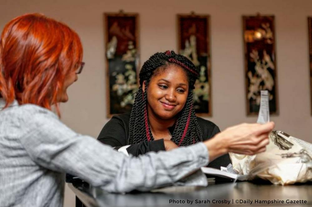 ESL Photo - Nafie & Dimi - ©Daily Hampshire Gazette