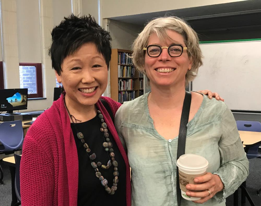 Lisa Yee and Jill Lepore