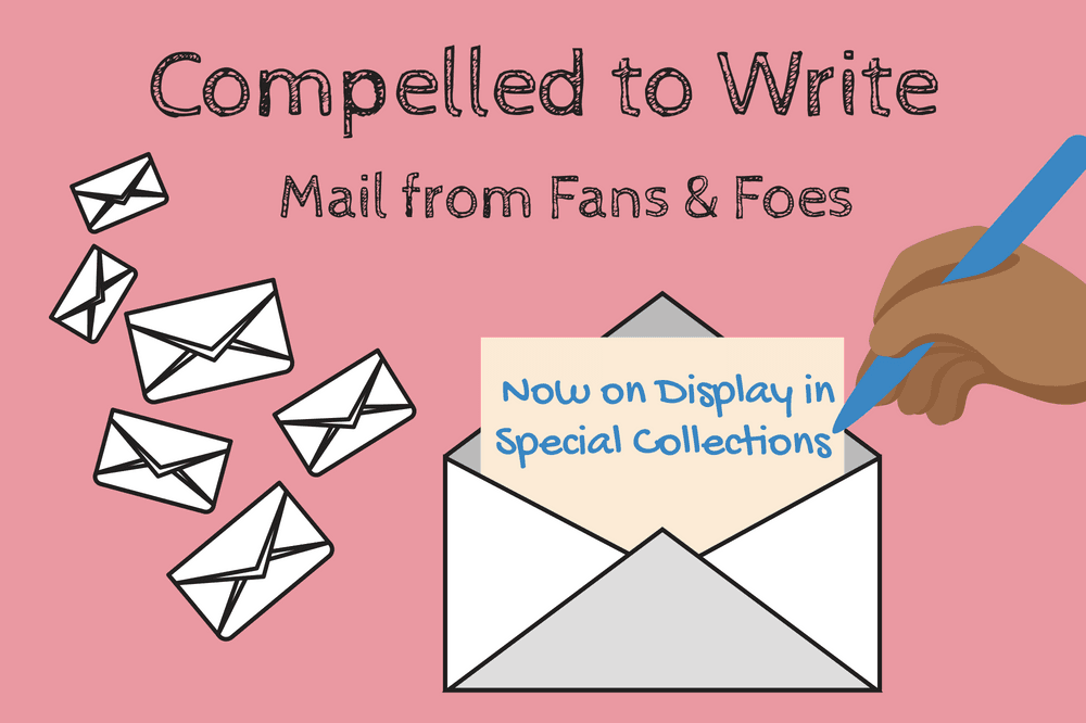 New Exhibit: Compelled to Write