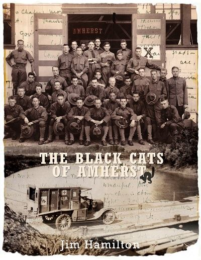 The Black Cats of Amherst by Jim Hamilton