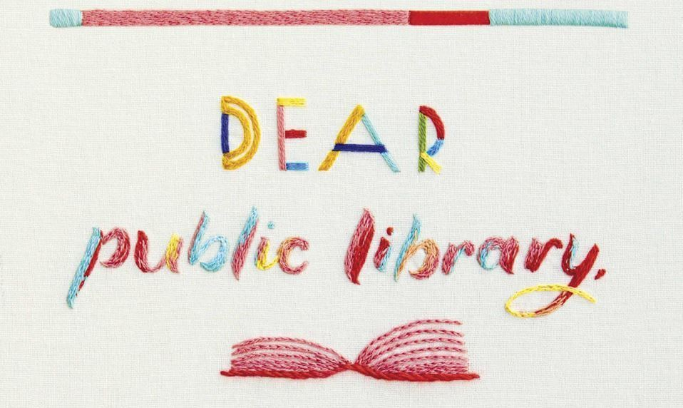 Dear Public Library from Oprah Magazine