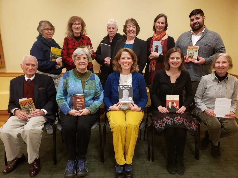 Friends of the Jones Libraries - Board Members - December 2018
