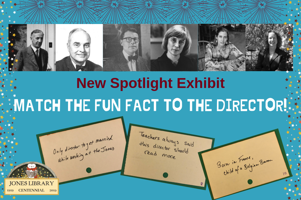 Spotlight Exhibit: Match the fun fact to the director!