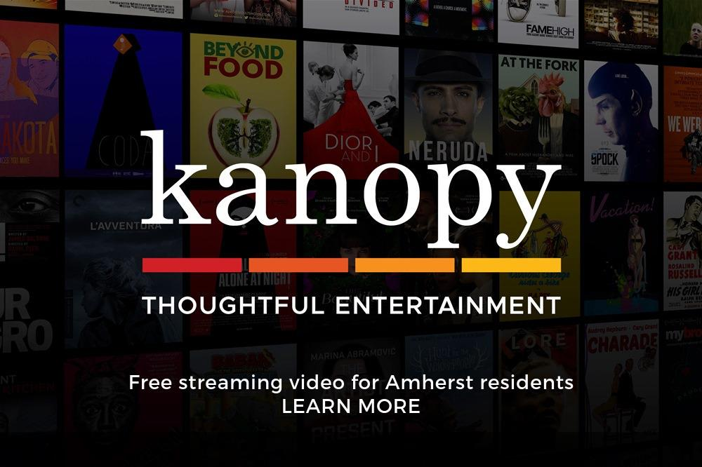 Kanopy - Thoughtful Entertainment - Available Now