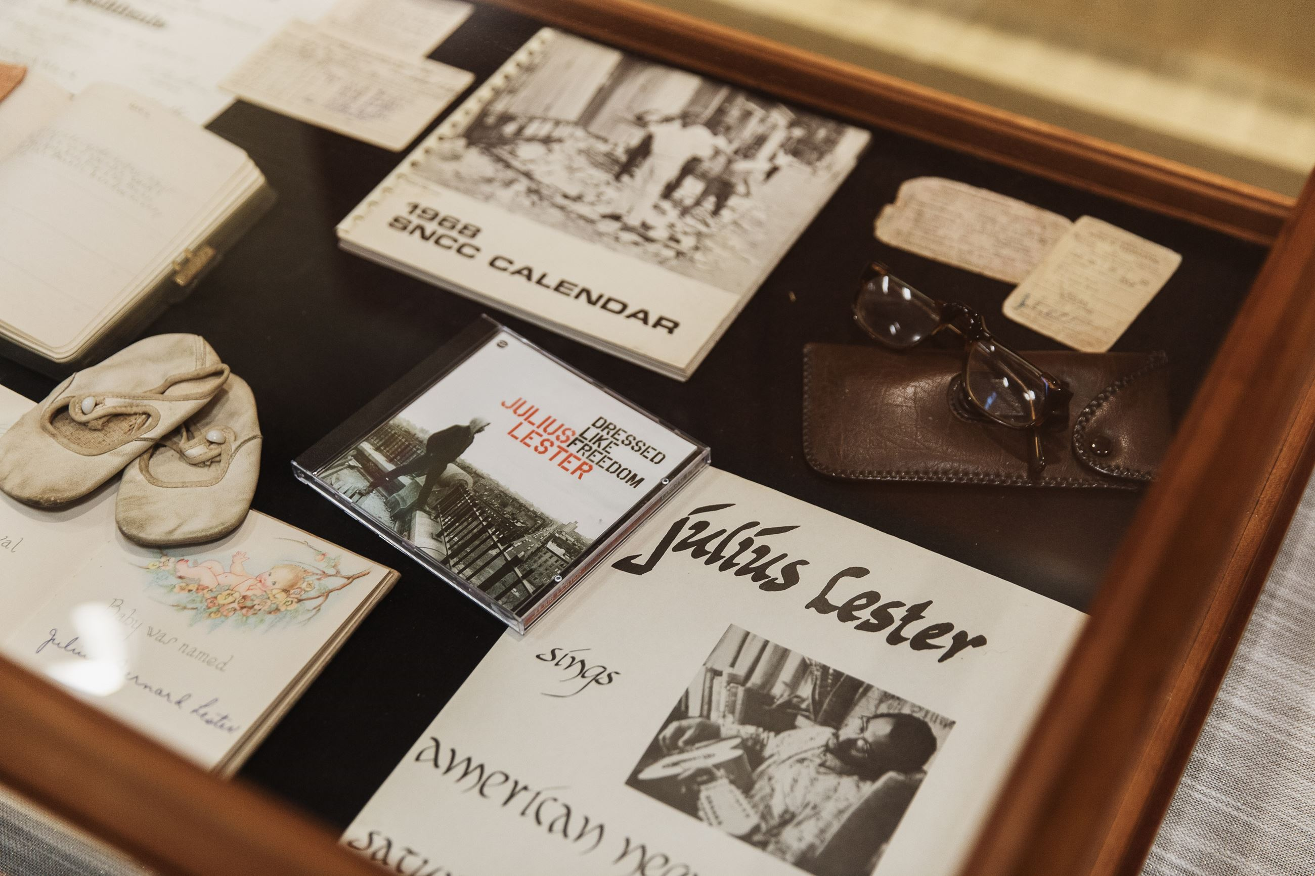 Materials from the Julius Lester Collection