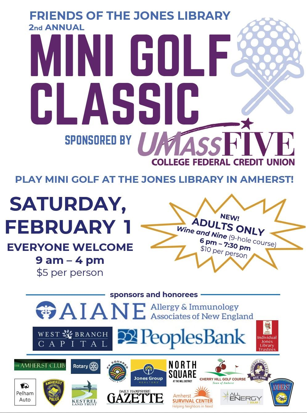 Mini Golf Classic 2020