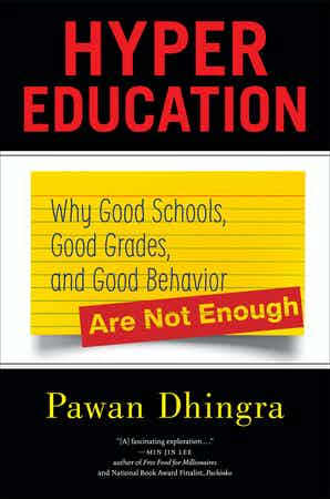 hyper education book cover