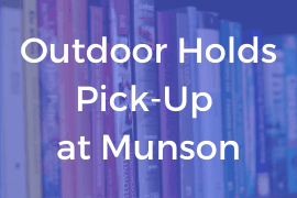 Outdoor Holds Pick-Up at Munson