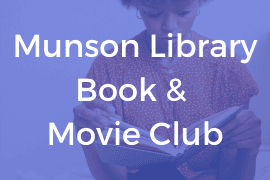 Munson Library Book & Movie Club
