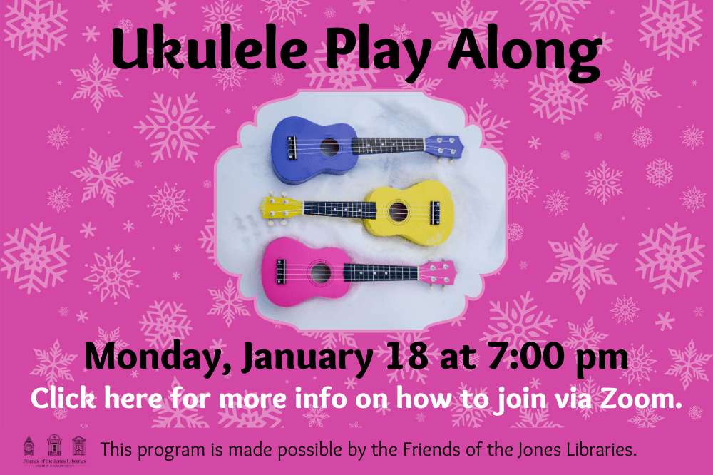 Ukulele Play Along - January 2021