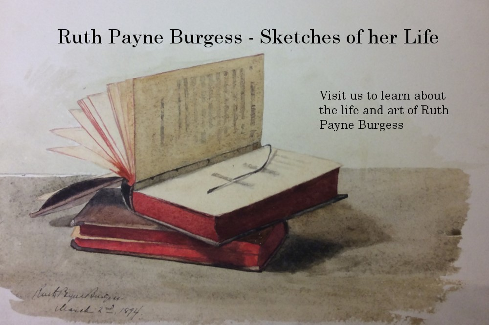 Ruth Payne Burgess - Sketches of Her Life