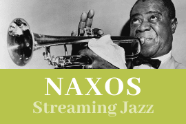 Streaming Jazz from Naxos