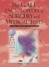 Gale Encyclopedia of Surgery and Medical Tests
