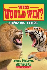 Who Would Win - Lion Vs Tiger